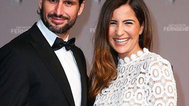 Tom Beck und Chryssanthi Kavazi - Foto: Getty Images