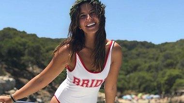 GZSZ-Chryssanthi Kavazi: Junggesellinnenabschied auf Mallorca - Foto: Instagram / Chryssanthi Kavazi