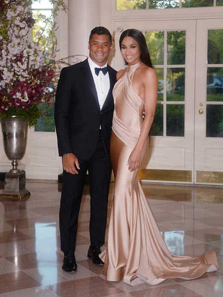 Ciara & Russell Wilson sind ein Paar