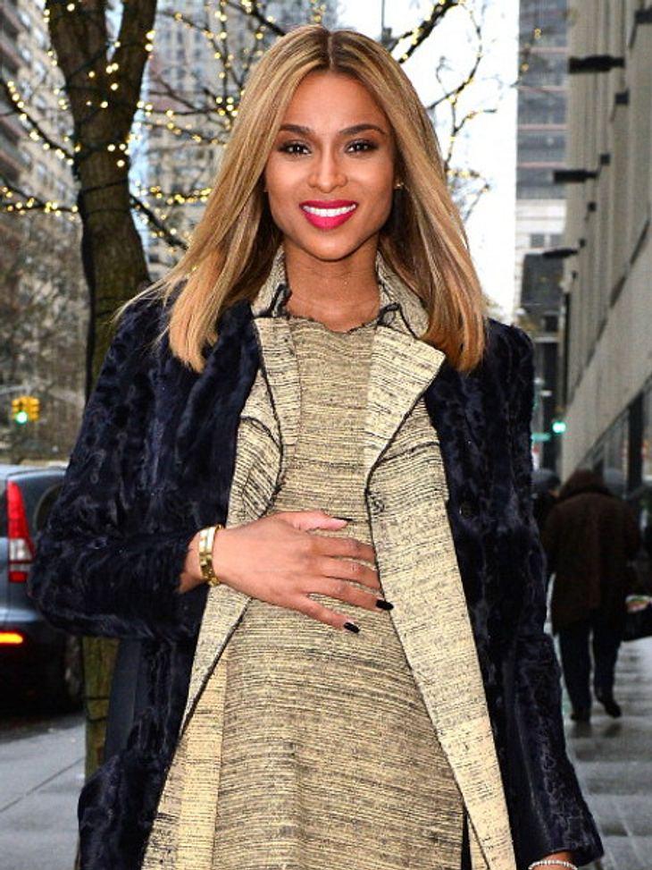 Ciara ist schwanger!