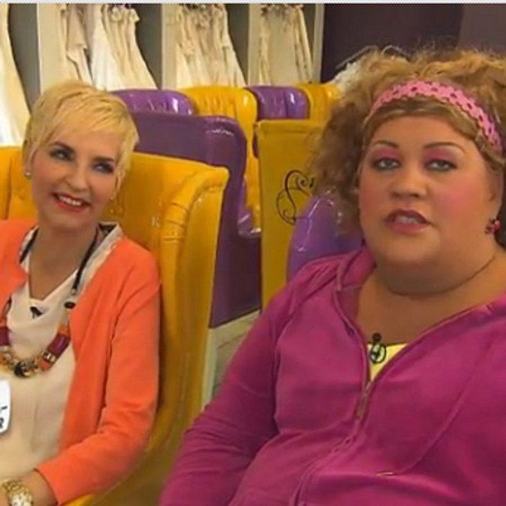 Cindy aus Marzahn und Sibylle Weischenberger planen eine Hochzeit