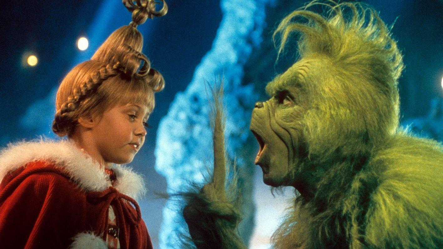 Cindy Lou rettet Weihnachten in der Der Grinch