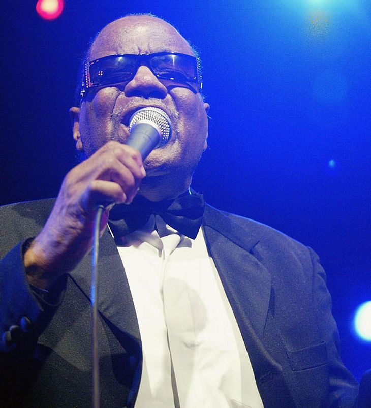 Musik-Legende Clarence Fountain ist tot!