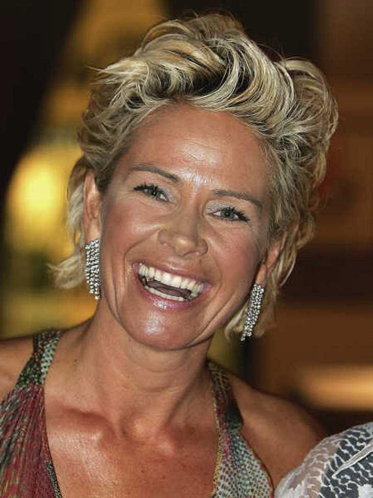 """Claudia Effenberg hatte bei """"Promi Big Brother"""" ein Kohlrabi-Frühstück."""