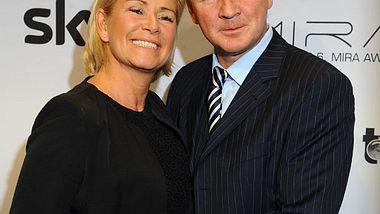 Heiraten Claudia und Stefan Effenberg ein zweites Mal? - Foto: WENN