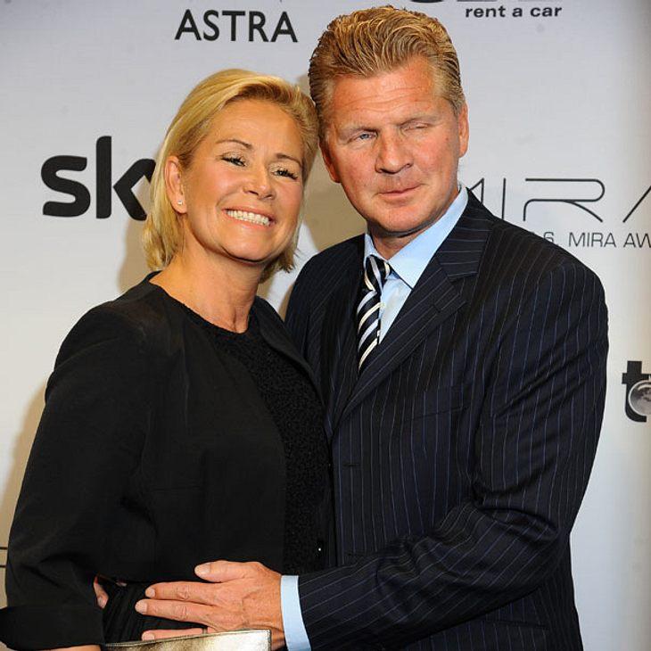 Heiraten Claudia und Stefan Effenberg ein zweites Mal?
