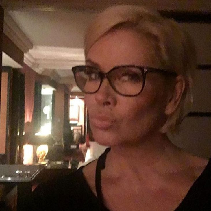 Claudia Effenberg Traurige Neuigkeiten Zum Jahresbeginn Intouch
