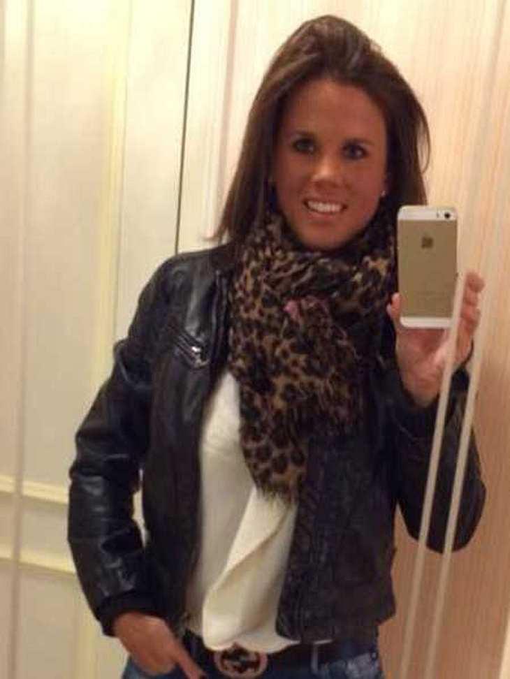 Claudia Lösch ist die neue Freundin von Christian Tews.