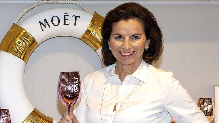 Claudia Obert liebt heute Luxus