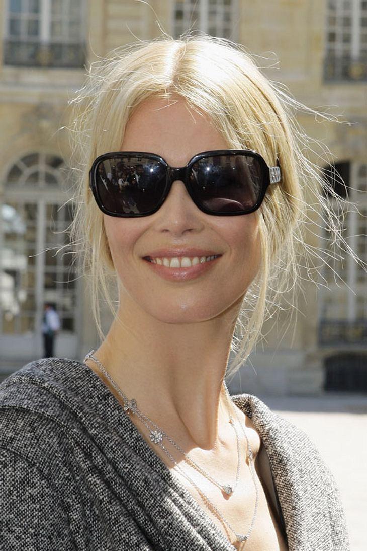 Dazu gehören auch stylische Sonnenbrillen.