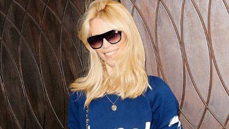 Claudia Schiffer hat eine neue Frisur