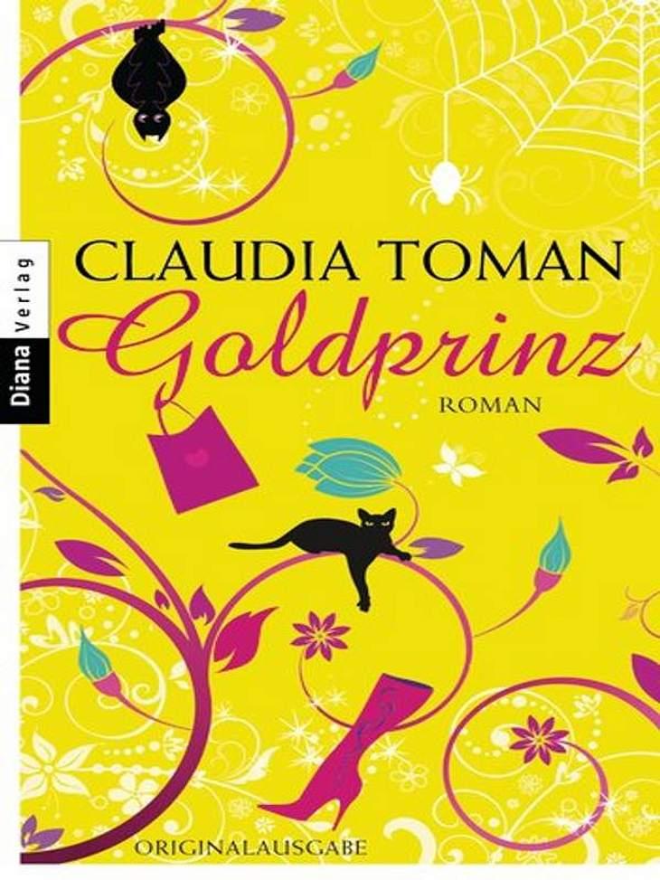 """Claudia Tomann: GoldprinzUnterhaltung, Diana Verlag, ca. 8.99Darum geht's in """"Goldprinz"""": Kaum hat Olivia ihn gefunden, ist Adrian, ihr Traummann, auch schon wieder spurlos verschwunden. Sie verfolgt eine mysteriöse Spur und lande"""