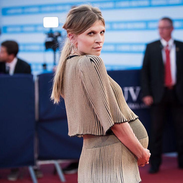 Clémence Poésy ist schwanger!