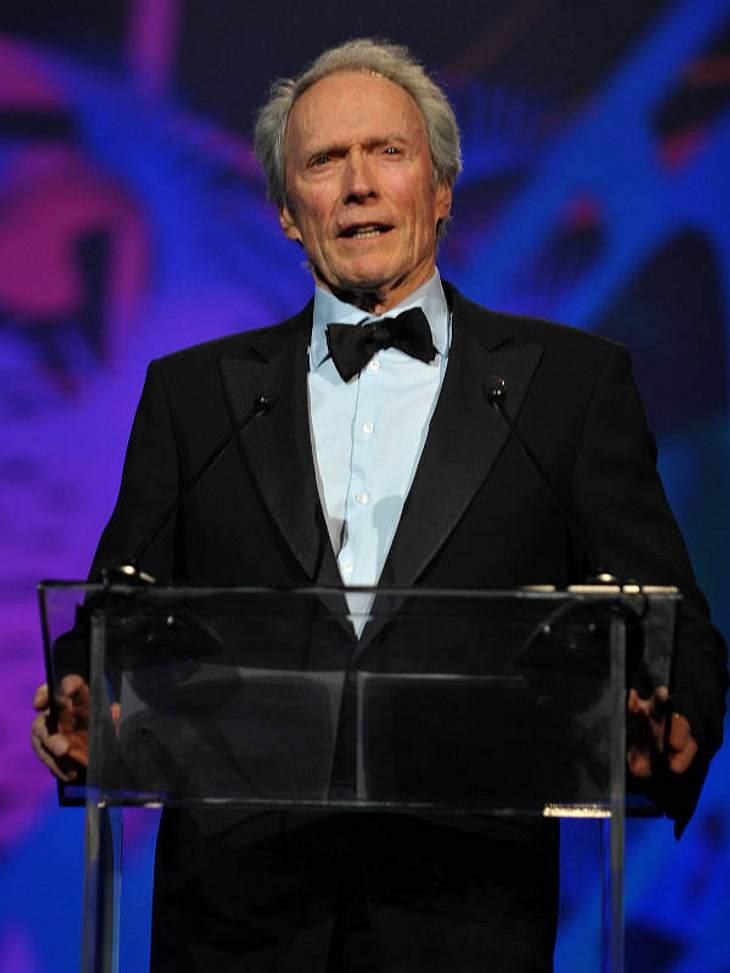 Clint Eastwood hat seine Hilfe an der Spenden-Hotline zu gesagt.
