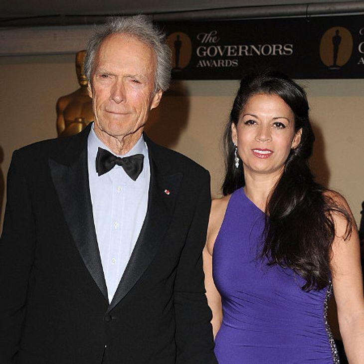 Clint und Dina Eastwood lassen sich scheiden.