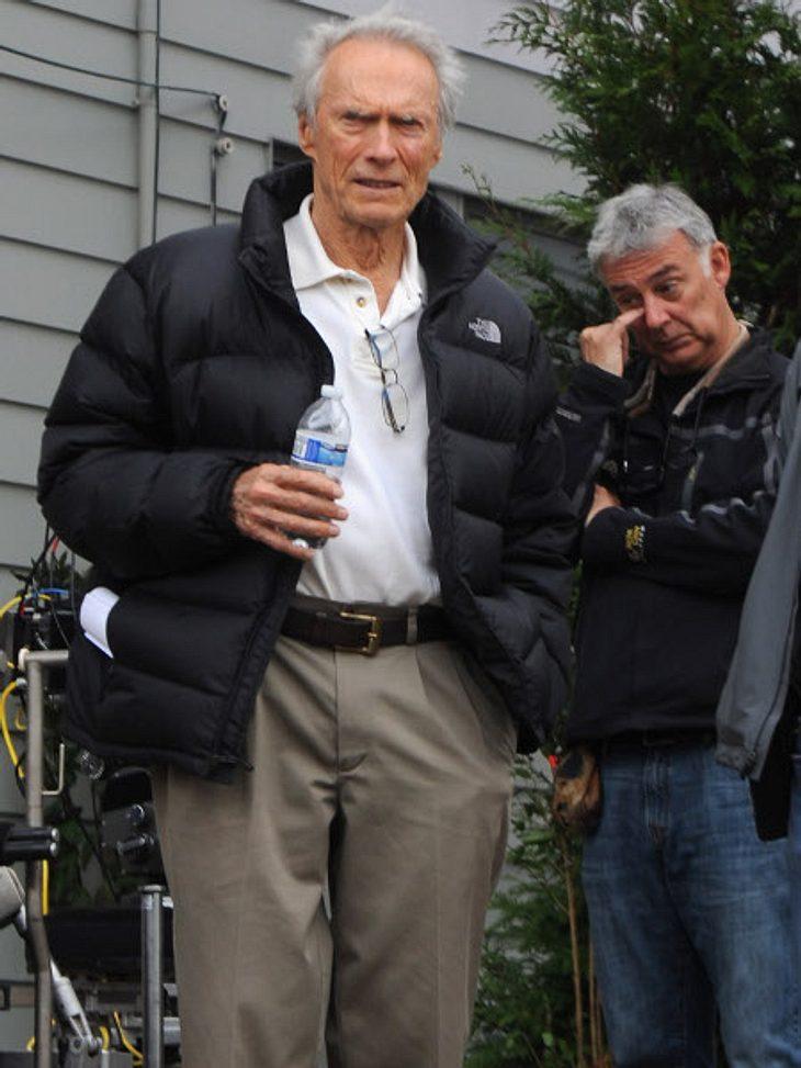 Clint Eastwood steckt im Rosenkrieg