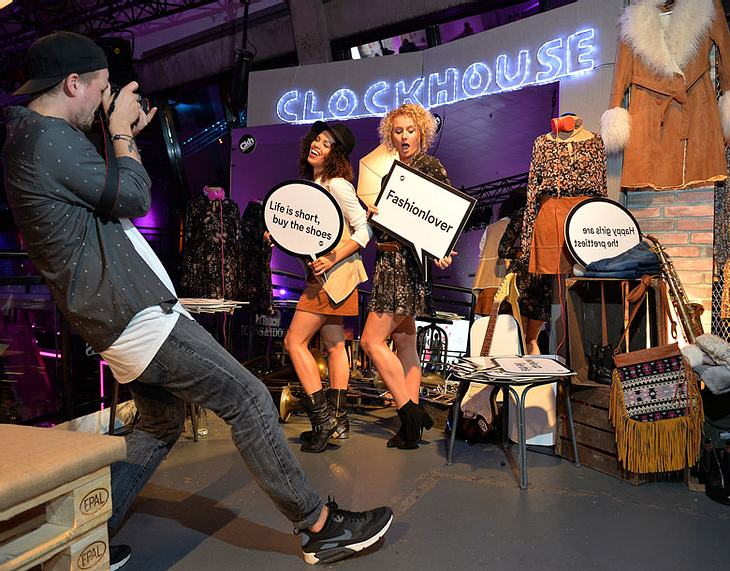 Clockhouse bei Icons and Idols