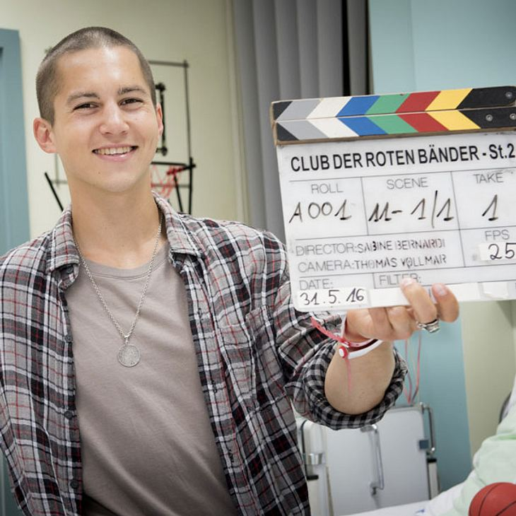 """""""Club der roten Bänder"""": Dreharbeiten zur zweiten Staffel gestartet"""