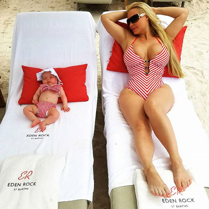 Coco Austin Baby Chanel