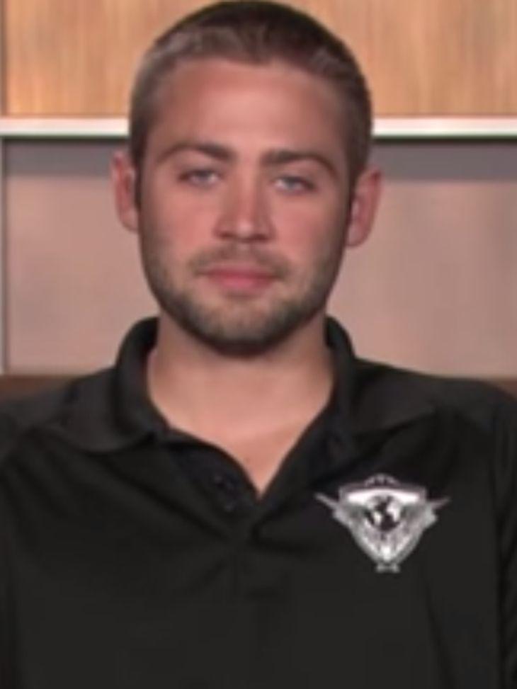 Cody Walker: Emotionales Interview