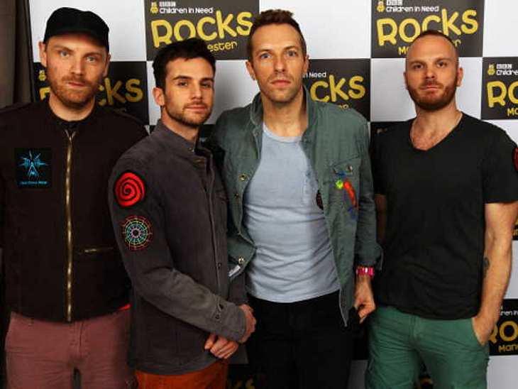 Coldplay: Sänger Chris Martin deutet anstehende Band-Auflösung an