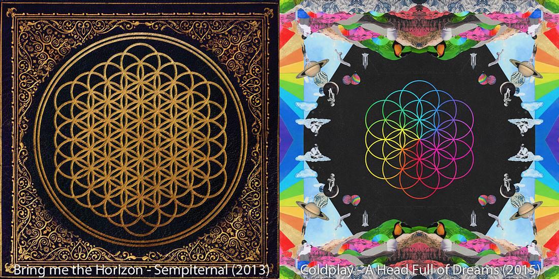 Coldplay vs. Bring me the Horizon