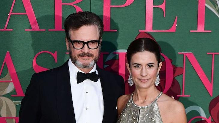 Colin Firth: Trennung nach 22 Jahren Ehe