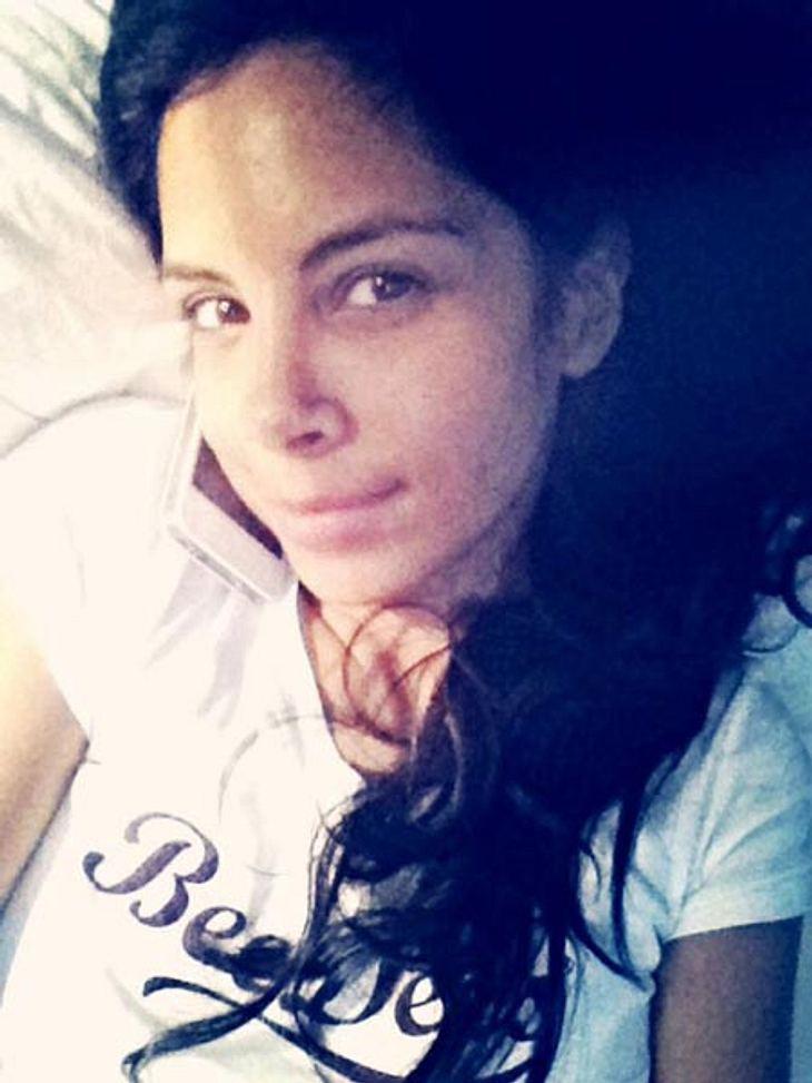 Collien Ulmen-Fernandes zeigt sich ungeschminkt