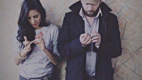 Collien und Christian sind seit vier Jahren verheiratet - Foto: Facebook/ Collin Ulmen-Fernandes