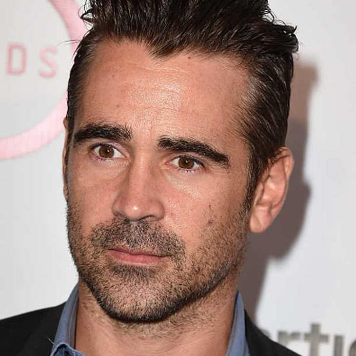 Collin Farrell Rauchen Brief
