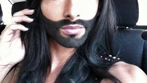 Darum trägt sie Bart!