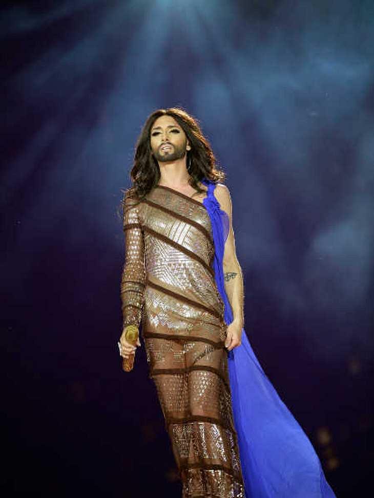 Conchita Wurst will Girlband mit Celine Dion, Tina Turner und Cher!