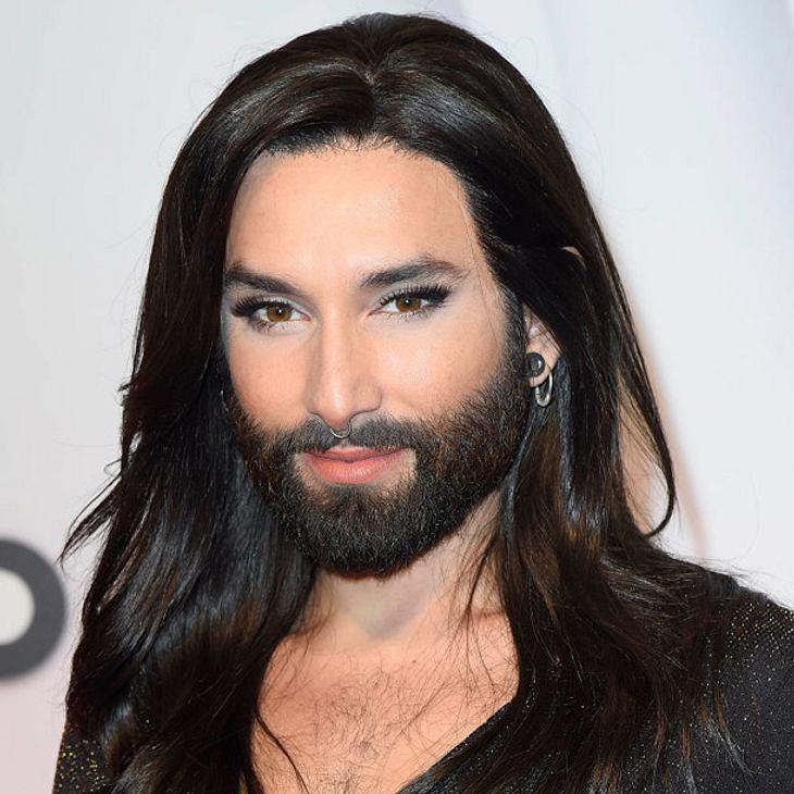 Hinter der Maske: So sieht Conchita Wurst ungeschminkt aus