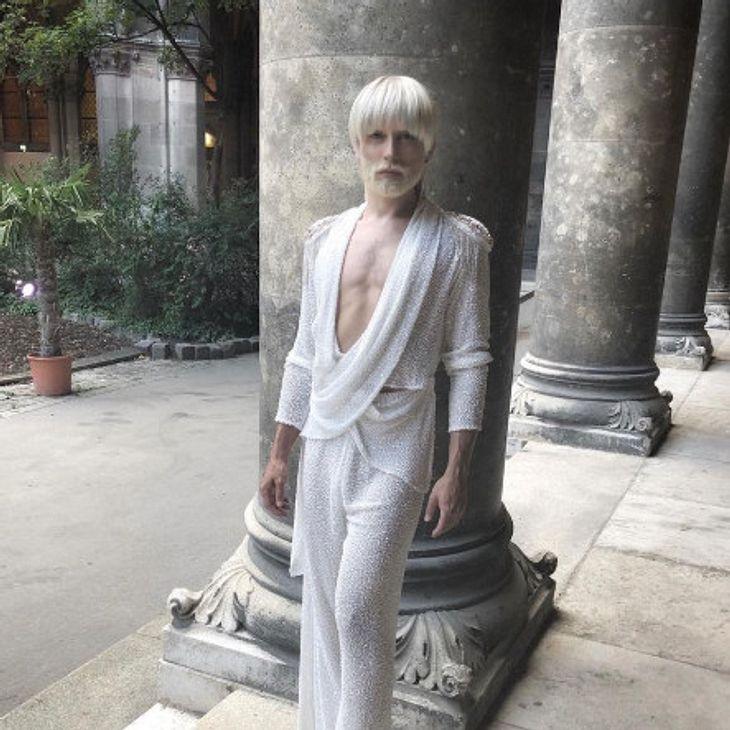 Conchita Wurst überrascht mit einem neuen Look