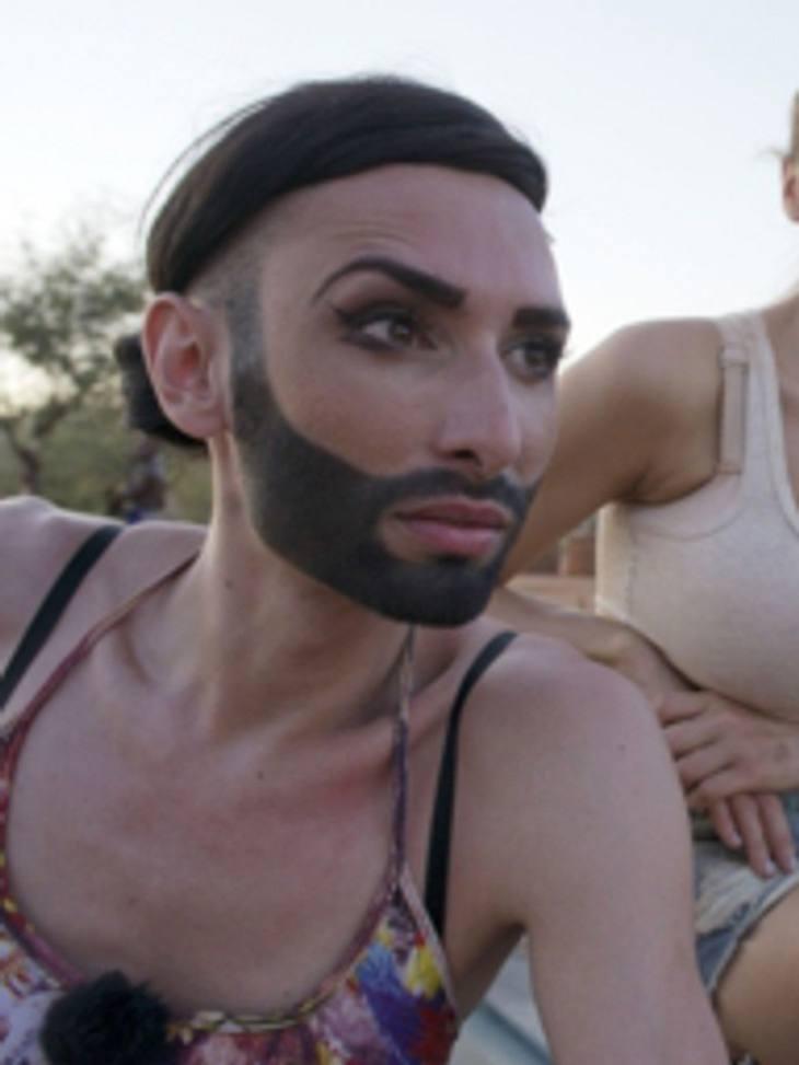 """Conchita Wurst wird bei """"Wild Girls"""" gemobbt..."""