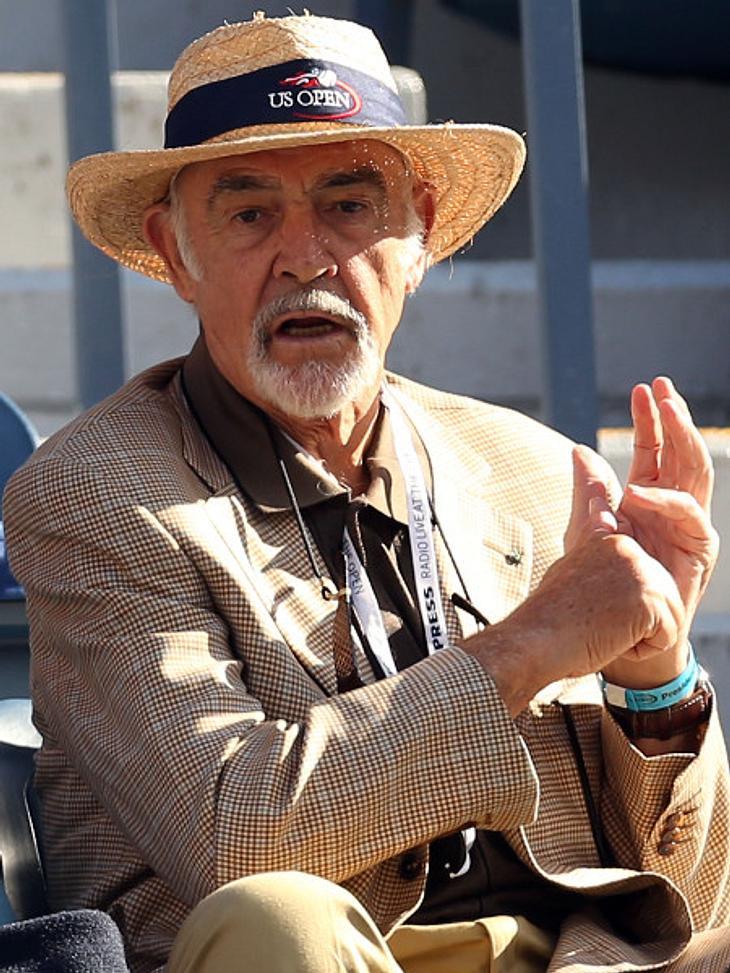 Sean Connery ist nicht mehr Herr seiner Sinne.
