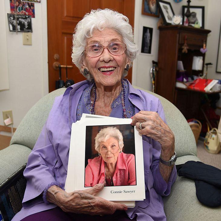Connie Sawyer: Schauspielerin stirbt mit 105 Jahren!
