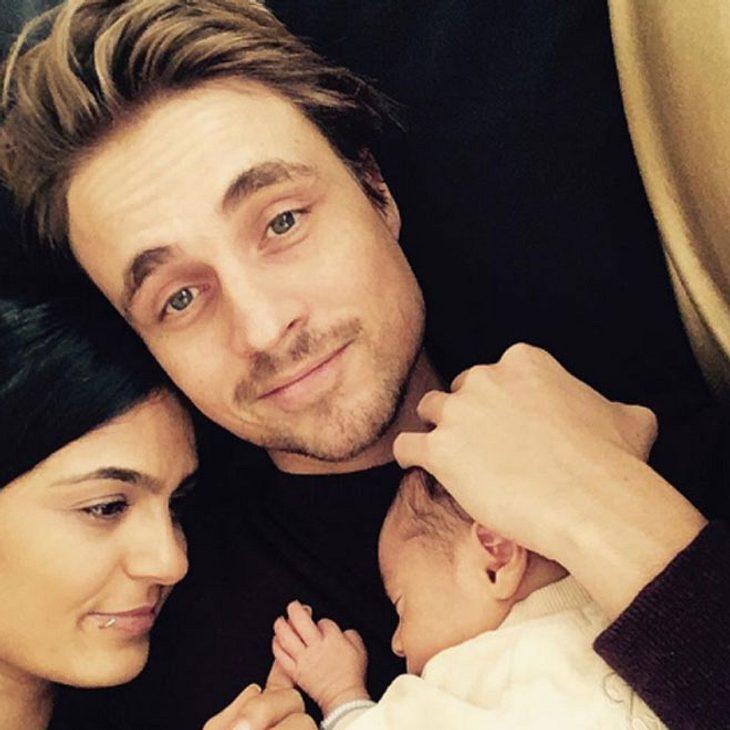 Constantin von Jascheroff: Das Baby ist da!
