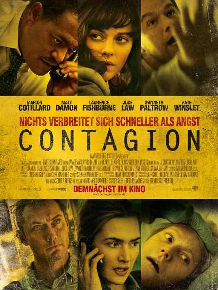 "Unser Kino-Tipp: ""Contagion"" ab dem 20.10.2011 im Kino"