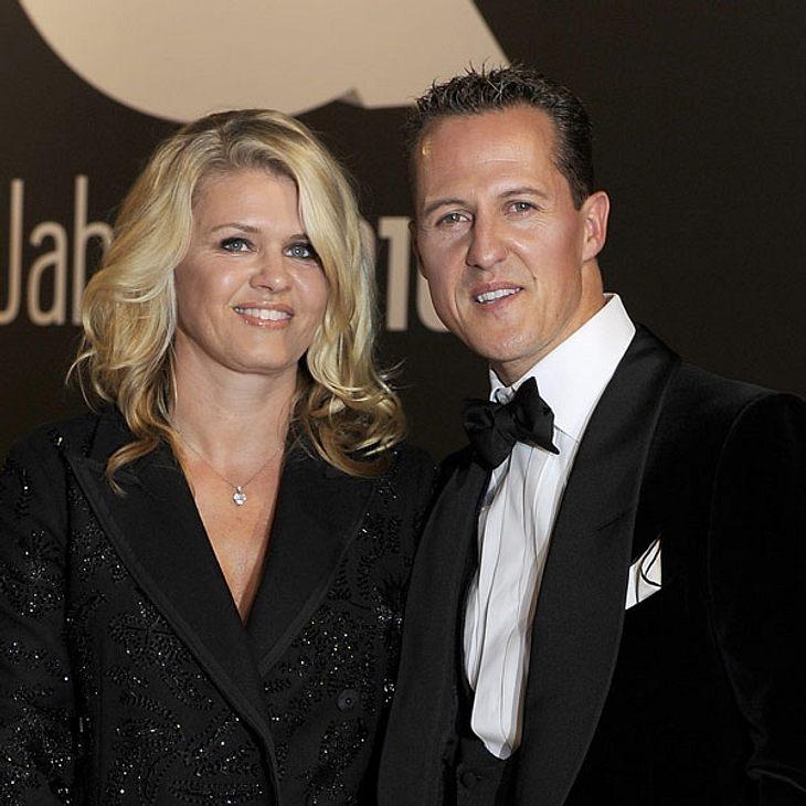 Corinna Michael Schumacher