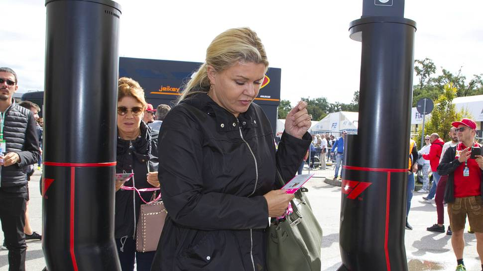 Corinna Schumacher - Foto: imago