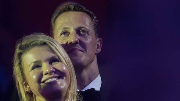 Corinna Schumacher Michael Schumacher  - Foto: Imago