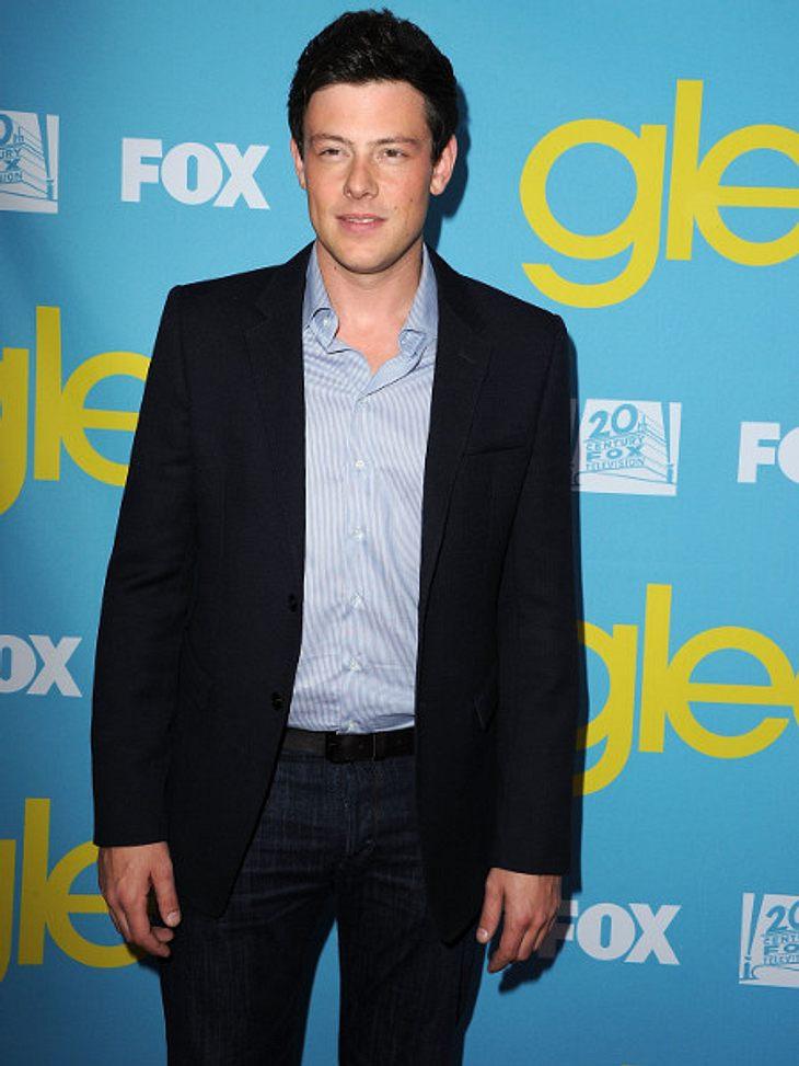 """Wird Cory Monteith weiter in """"Glee"""" zusehen sein?"""