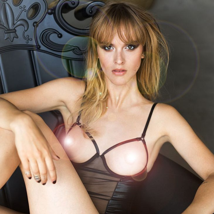 Playboy: Lindenstraße-Star Cosima Viola nackt im Playboy