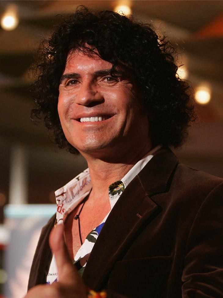 """""""Dschungelcamp"""" - die bisherigen GewinnerCosta Cordalis (68) Im Frühjahr 2004 gewann der Schlagersänger die erste Staffel von """"Ich bin ein Star  Holt mich hier raus!"""" und wurde feierlich zum """"Dschungelkönig"""" ge"""