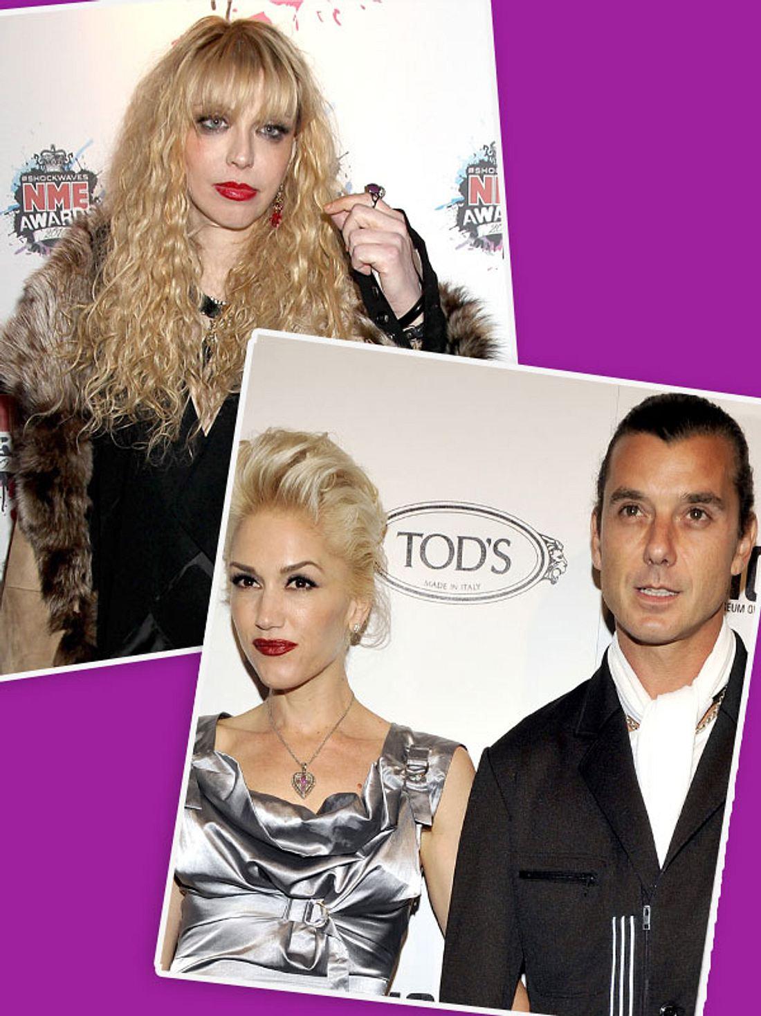 Hatte Courtney Love Sex mit Gwen Stefanis Mann?