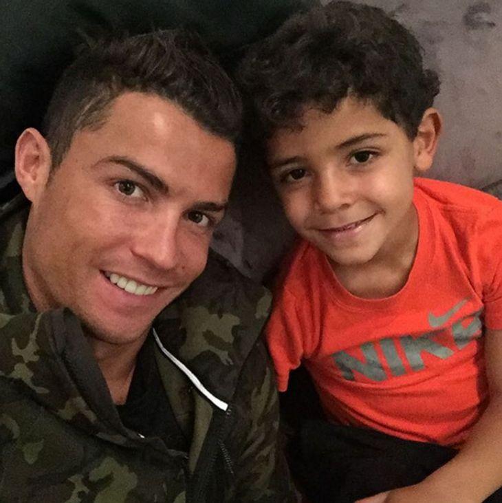 Wird Cristiano Ronaldo zum 2. Mal Papa?