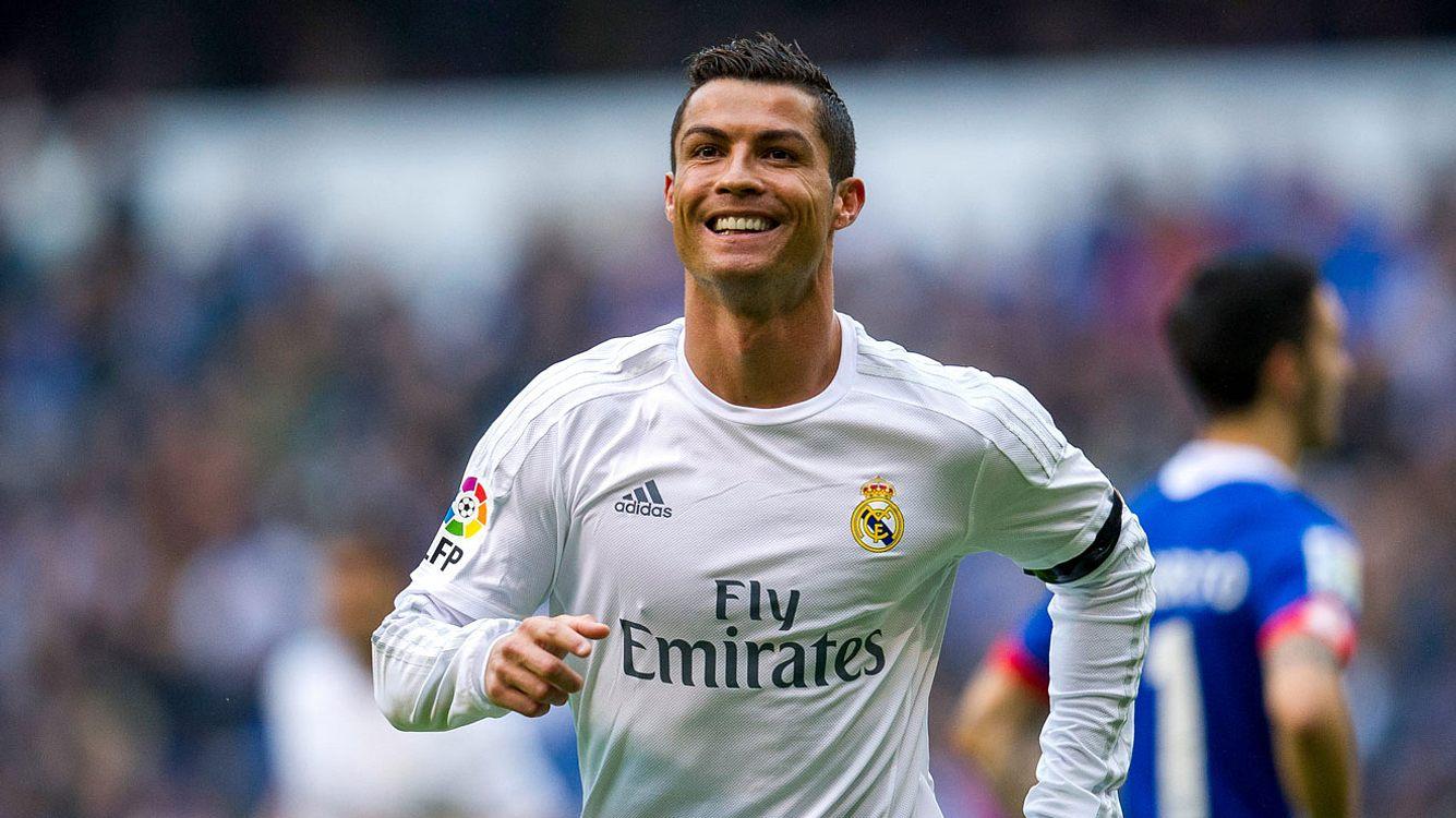 Cristiano Ronaldo heute