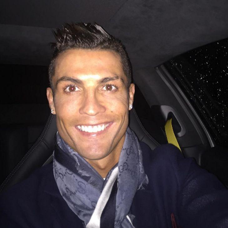Cristiano Ronaldo erweist sich als sehr großzügig