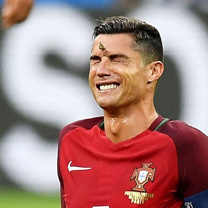 Cristiano Ronaldo's Motte